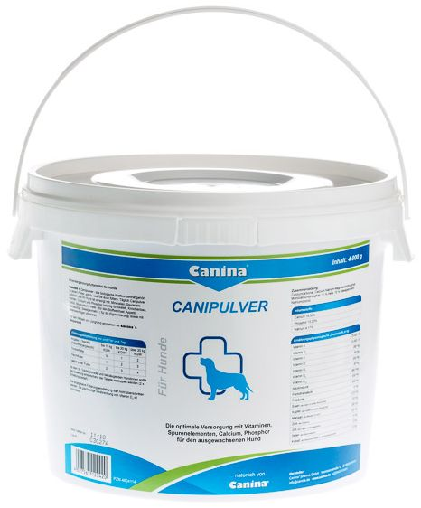 Canina Canipulver 4 000 g