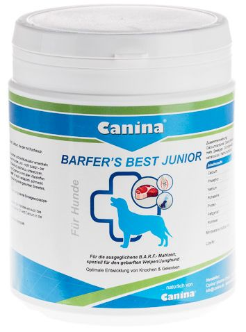 Canina Barfer´s Best Junior 850 g