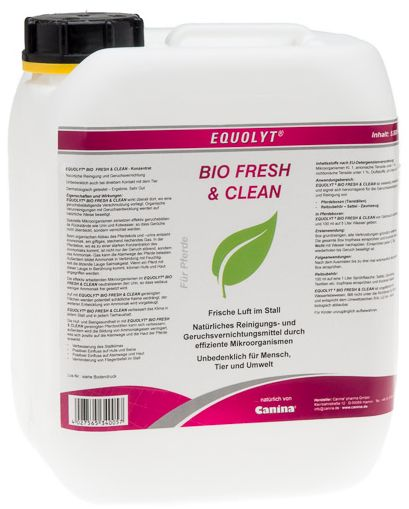 Canina EQUOLYT Bio Fresh & Clean 5 000 ml