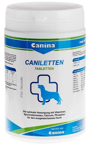 Canina Caniletten 1 000 g