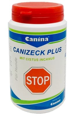 Canina Canizeck Plus Tabletten 180 g