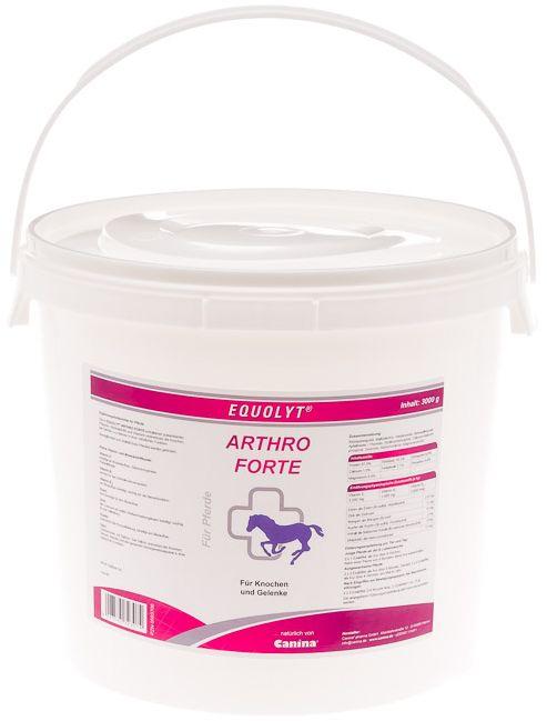 Canina EQUOLYT Arthro Forte 3 000 g