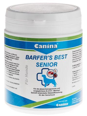 Canina Barfer´s Best Senior 500 g