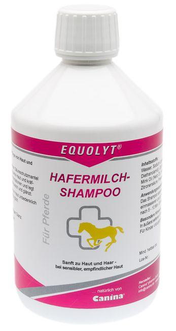 Canina EQUOLYT Hafermilch-Shampoo 500 ml