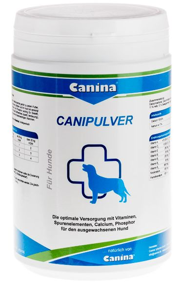 Canina Canipulver 1 000 g