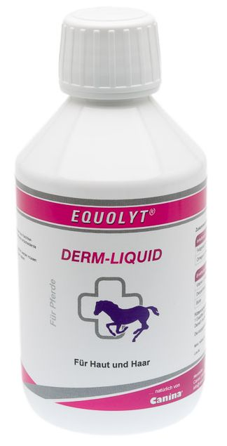 Canina EQUOLYT Derm-Liquid 250 ml