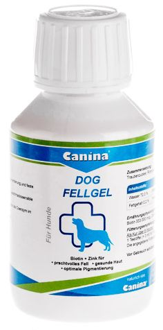 Canina Dog Fell Gel 100 ml